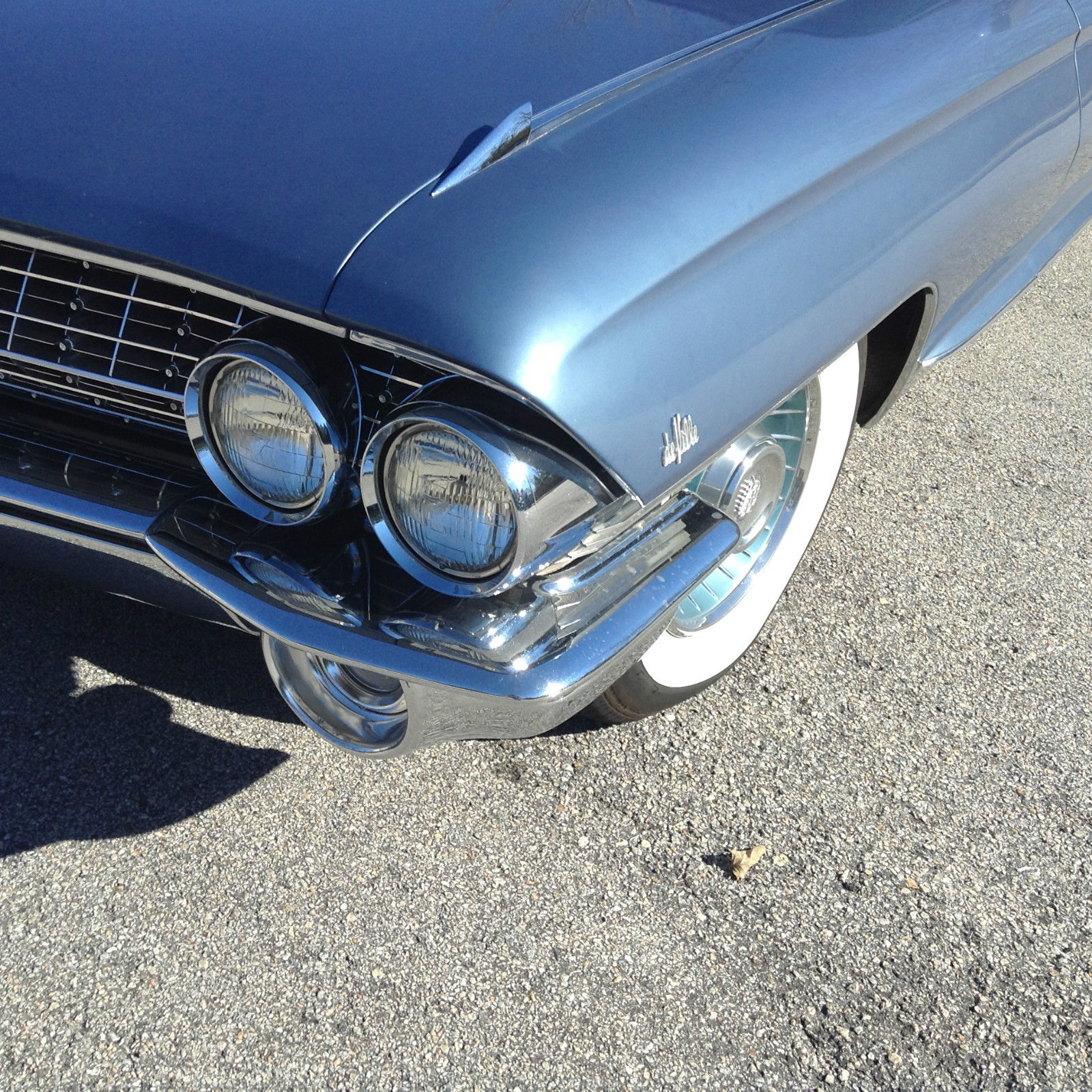 1961 Cadillac Sedan DeVille 4 Window