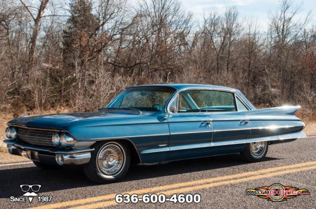 Cadillac V Series For Sale: Classic Cadillac Six-window 1961 For Sale