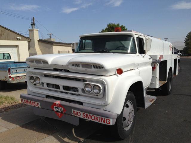 1961 Chevrolet Chevy C60 C 60 Viking C10 Hot Rat Rod Hauler Truck