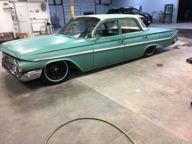 Automatic Dog Door >> 1961 chevy impala belair 4 door - Classic Chevrolet Bel Air/150/210 1961 for sale