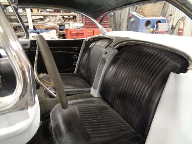 1961 Chevrolet Corvette Project Car For Sale: 1961 Corvette Project Car Very Complete