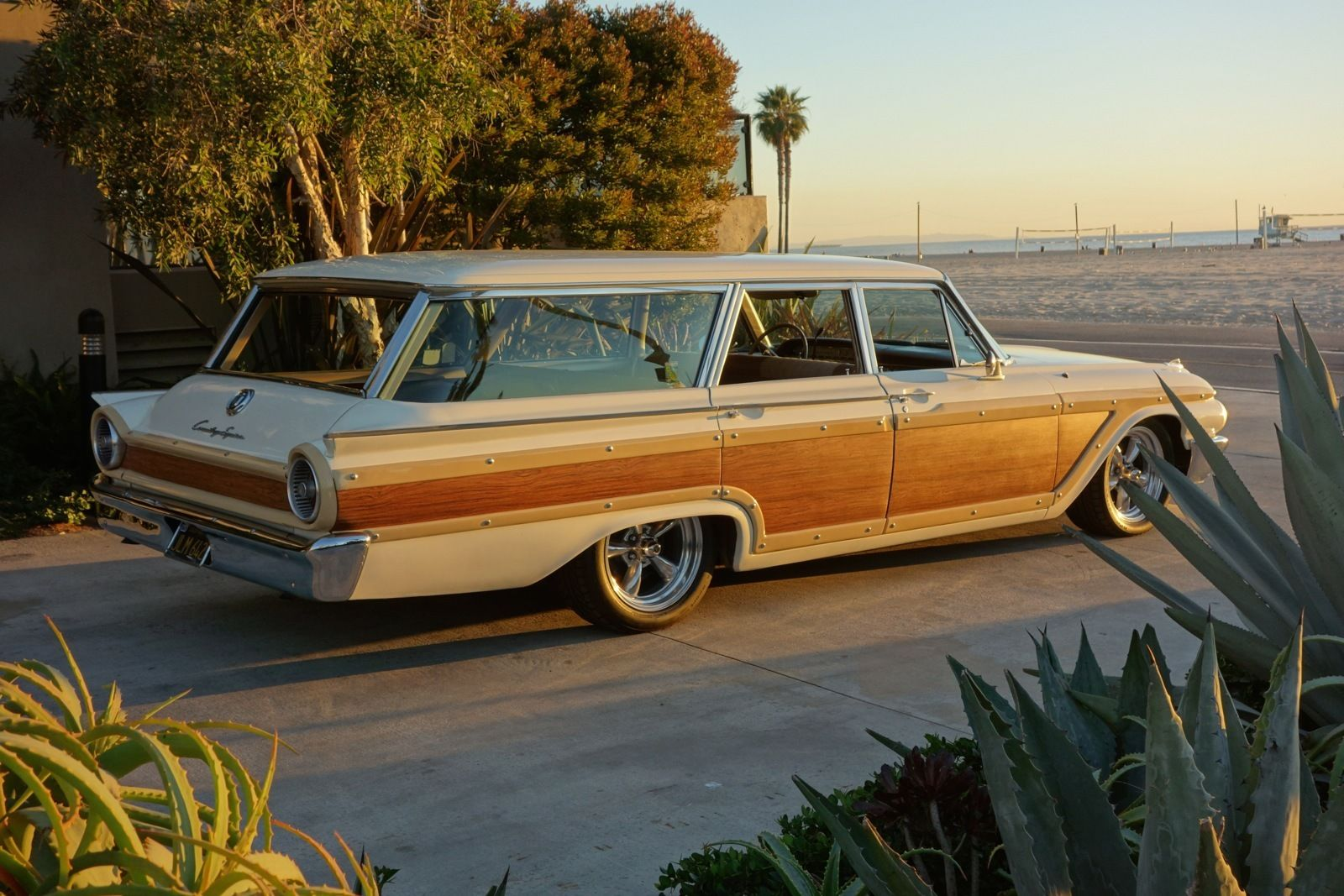 1961 Country Squire Woody Surf Wagon California Car