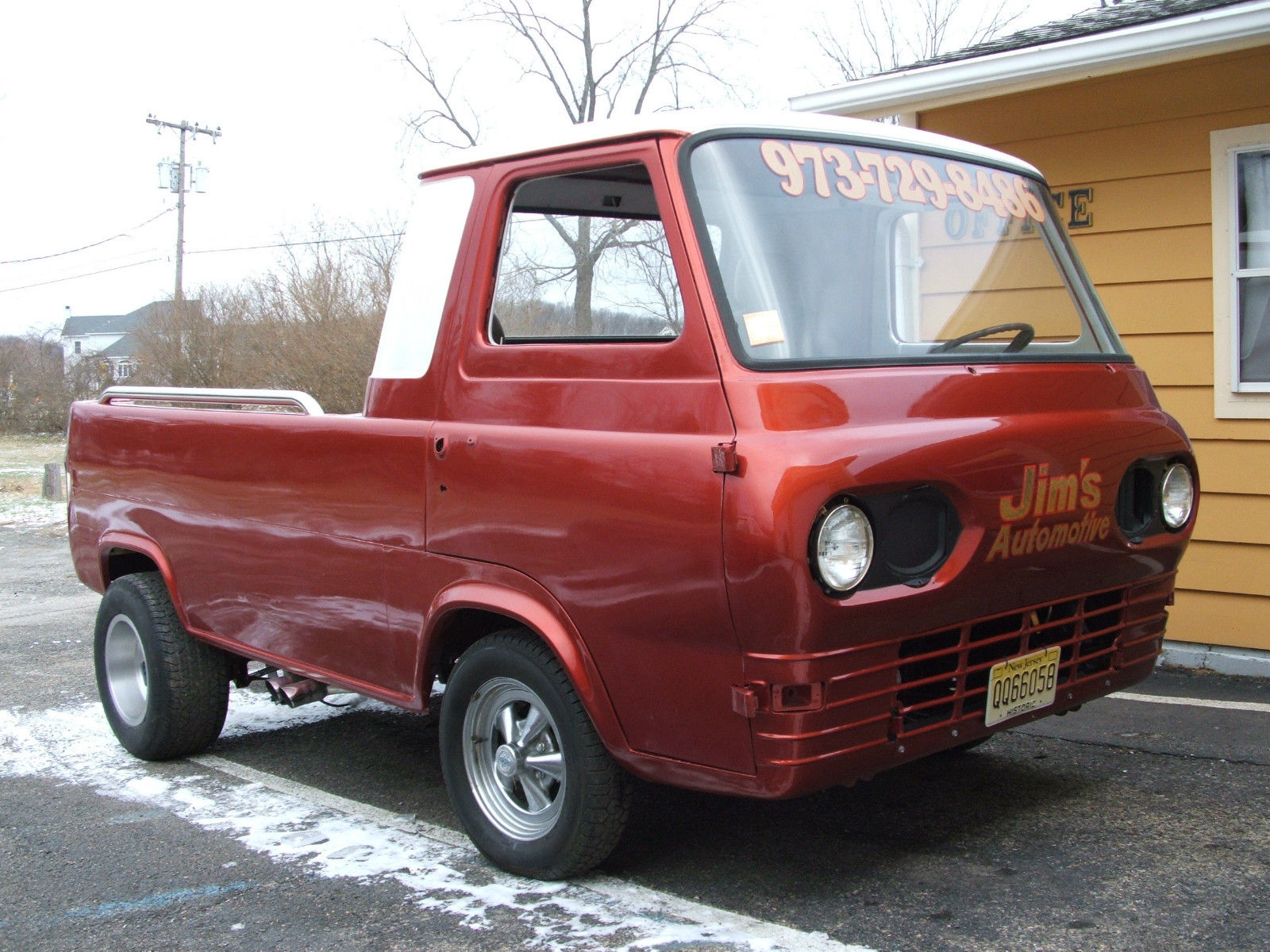 Dodge A100 Pickup Truck For Sale >> Ford Econoline Pickup For Sale On Craigslist | Autos Post