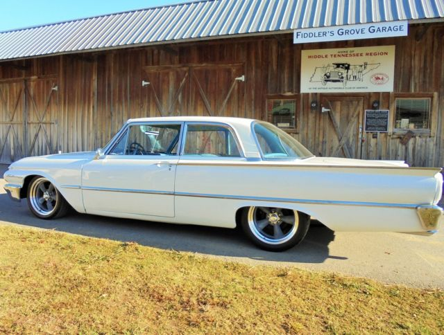 1961 Ford Fairlane 500 New 18 Wheels And Tires Runs Great