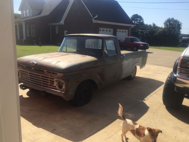 Ford Unibody Short Bed For Sale