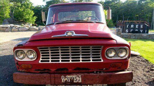 Classic 4X4 Trucks For Sale >> 1961 International C130 pickup - Classic International Harvester C130 1961 for sale