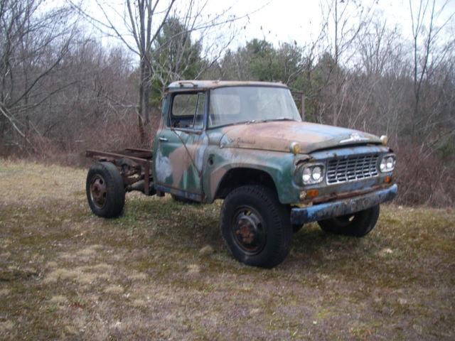 1961 international harvester c130 4x4 truck 1962 c 130 c series classic international
