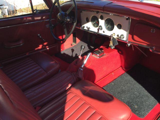 1961 Jaguar XK 150 FHC Complete Restoration, only 4000 miles ... on