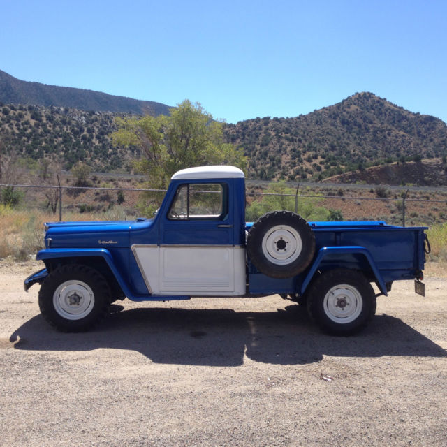 Classic Willys Truck 1961 For Sale