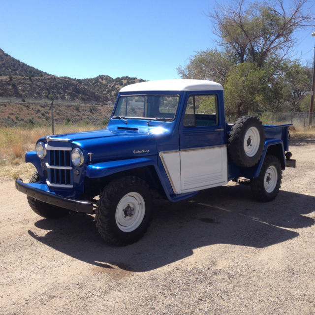 1961 Jeep Willys Truck Classic Willys Truck 1961 For Sale