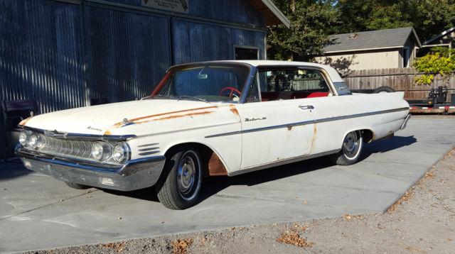 1961 Mercury Meteor 800 2 door - Classic Mercury Other ...