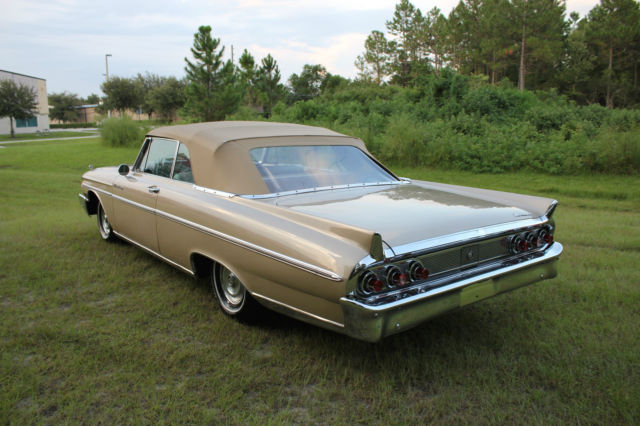 1961 mercury monterey convertible cruiser incredible must see call don u0026 39 t miss it