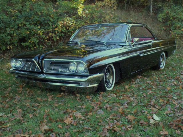 1961 pontiac catalina 4 speed tri power classic. Black Bedroom Furniture Sets. Home Design Ideas