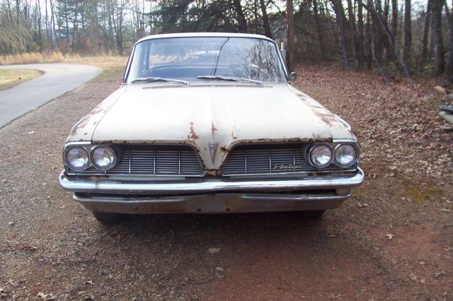 1961 pontiac catalina super duty rat rod - Classic Pontiac