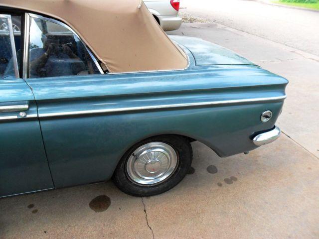 1961 Rambler 400 Convertible Nice Classic Ragtop