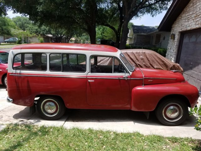 1961 Volvo Duett - Classic Volvo Other 1961 for sale