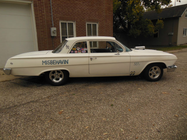 1962 Biscayne Hot Rod, Gasser, Nostalgia, Drag car, Street ...