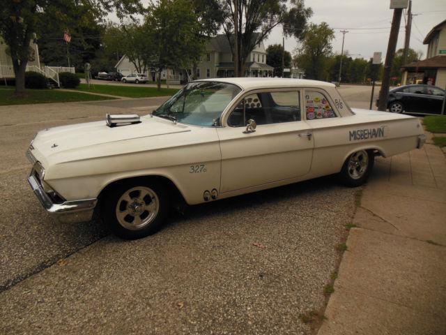 1962 Biscayne Hot Rod Gasser Nostalgia Drag Car Street