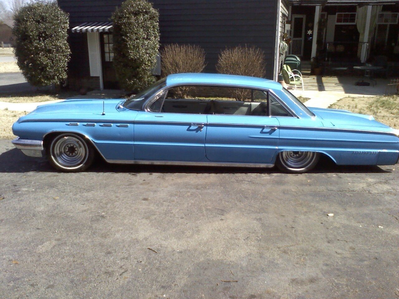 1962 Buick Electra 225, 401 Nailhead, air-Ride, - Classic ...