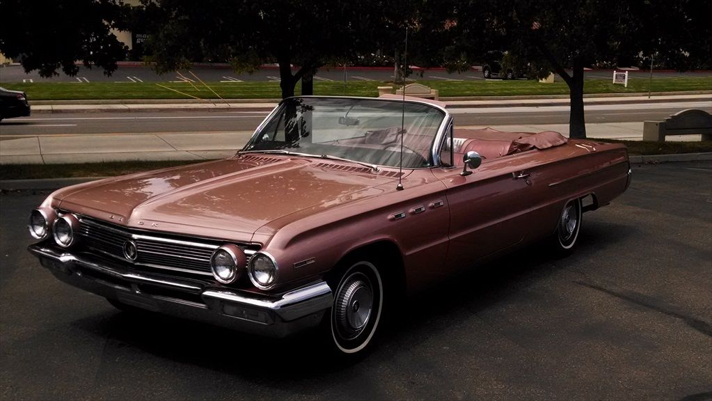 1962 Buick Invicta Wildcat Convertible 445ci Classic Buick Other 1962 For Sale