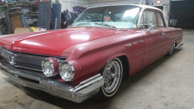 1962 Buick Lesabre Base Sedan Lowrider 2 Door 6 6l