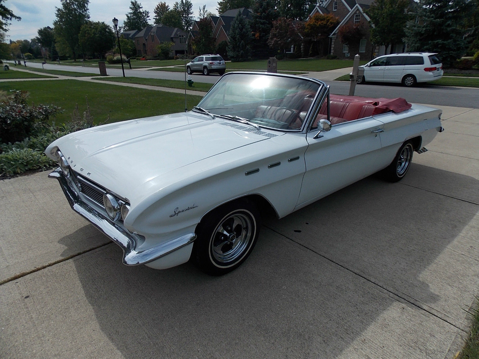 1962 Buick Skylark Special Convertible, nice old classic, 215ci V8 ...