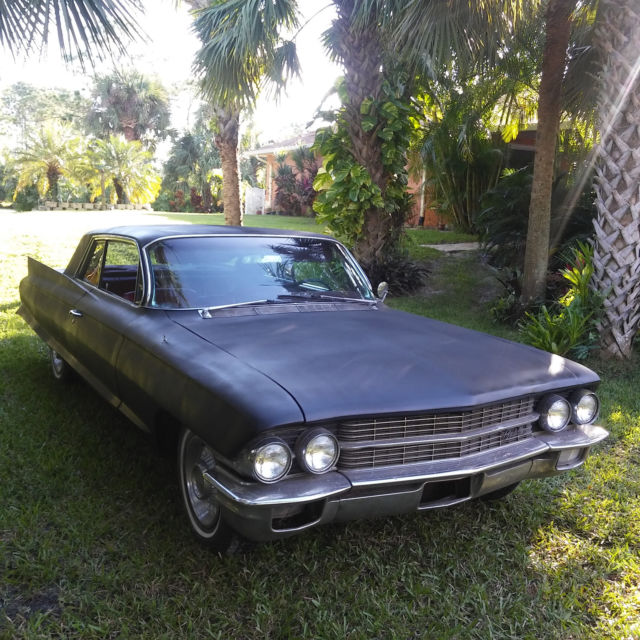 1962 Cadillac 2 Door Hard Top , Coupe DeVille Hot Rod