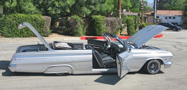 Chevrolet Impala Ss Convertible Low Rider Hydraulics Custom Everything