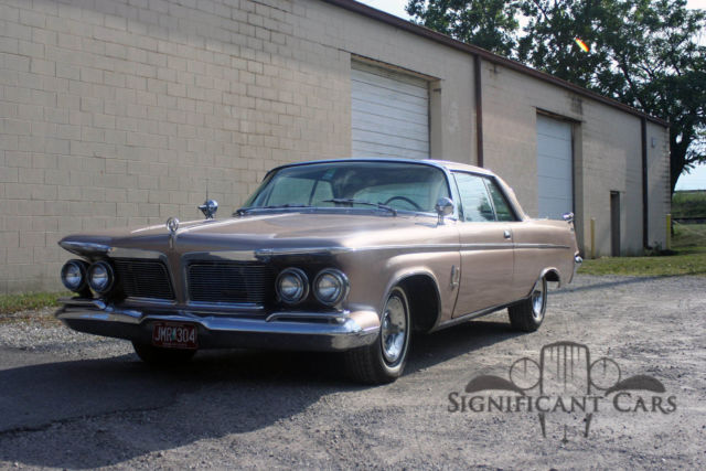 1962 Chrysler Imperial Southampton Crown Coupe Rare