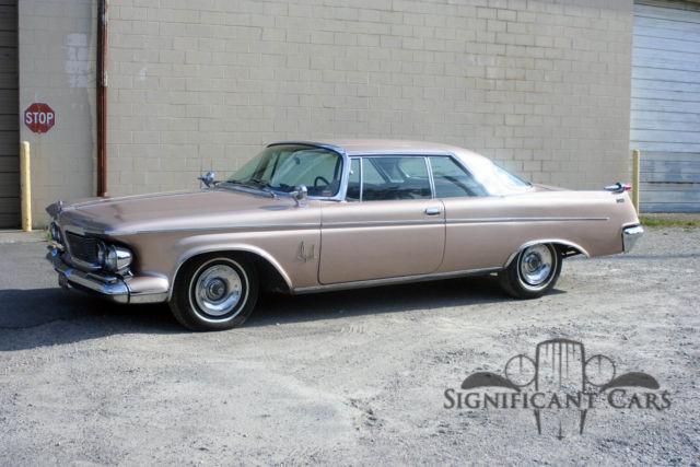 1962 Chrysler Imperial Southampton Crown Coupe Rare