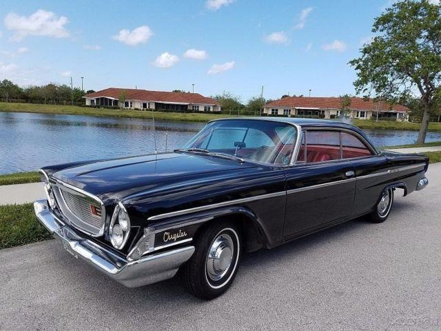 1962 chrysler newport used automatic coupe 413 v8. Black Bedroom Furniture Sets. Home Design Ideas