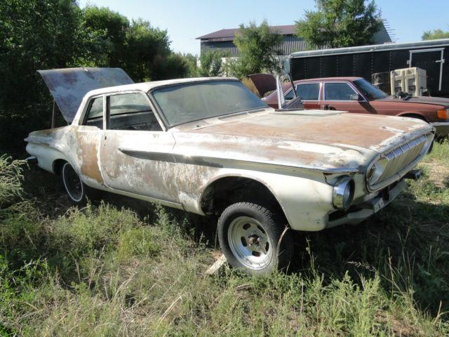 Colorado Springs Dodge >> 1962 Dodge Dart 2 door sedan post V8 426 413 440 max wedge hemi mopar Gasser - Classic Dodge ...