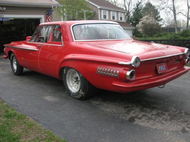 1962 Dodge Dart Nostalgia Drag Car Mopar Gasser Hot Rod Plymouth 440