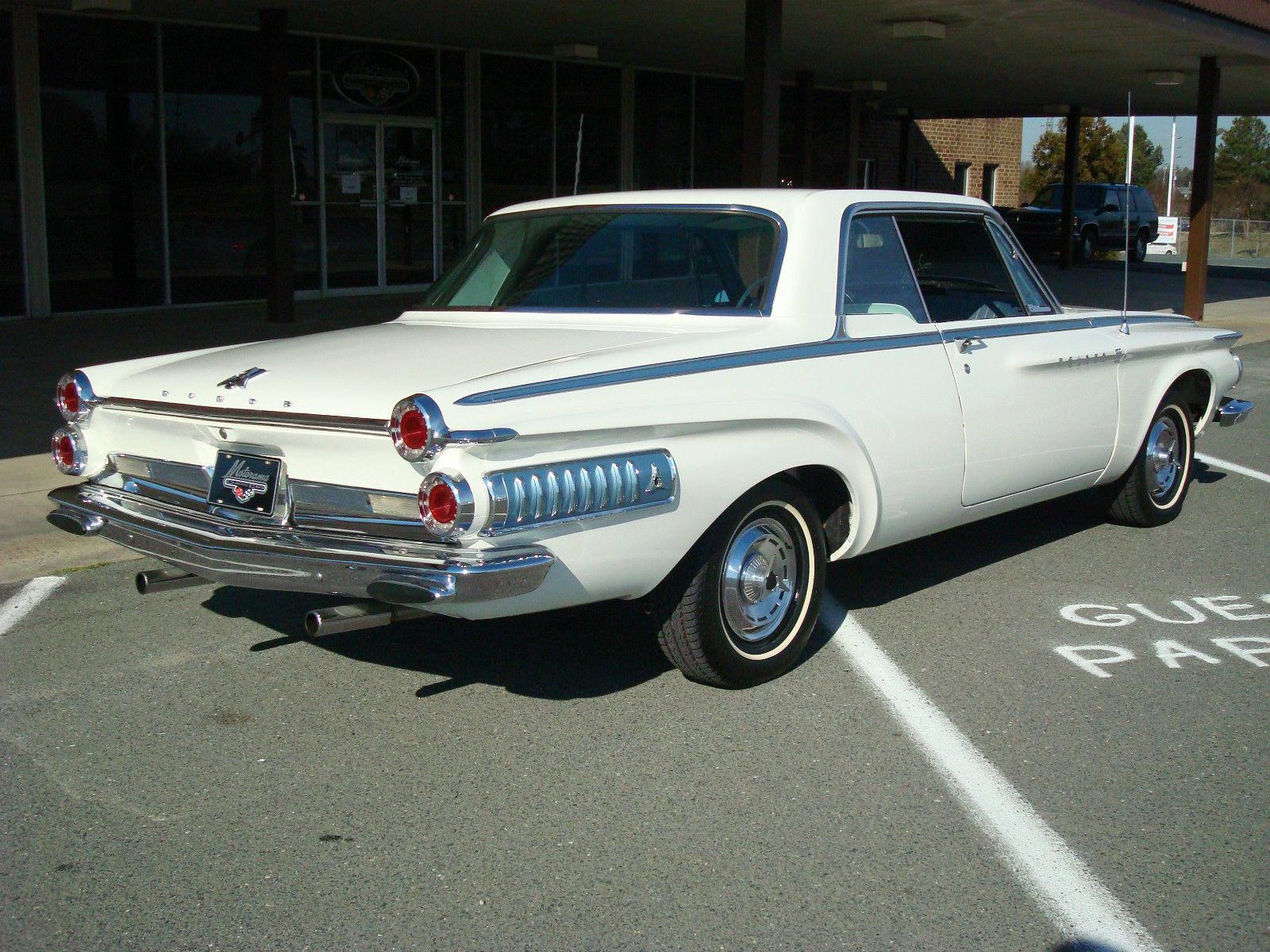 1962 Dodge Polara Base 6 7l Classic Dodge Polara 1962