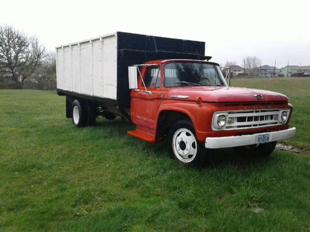 1962 Ford F600 Truck Classic Ford Other 1962 For Sale