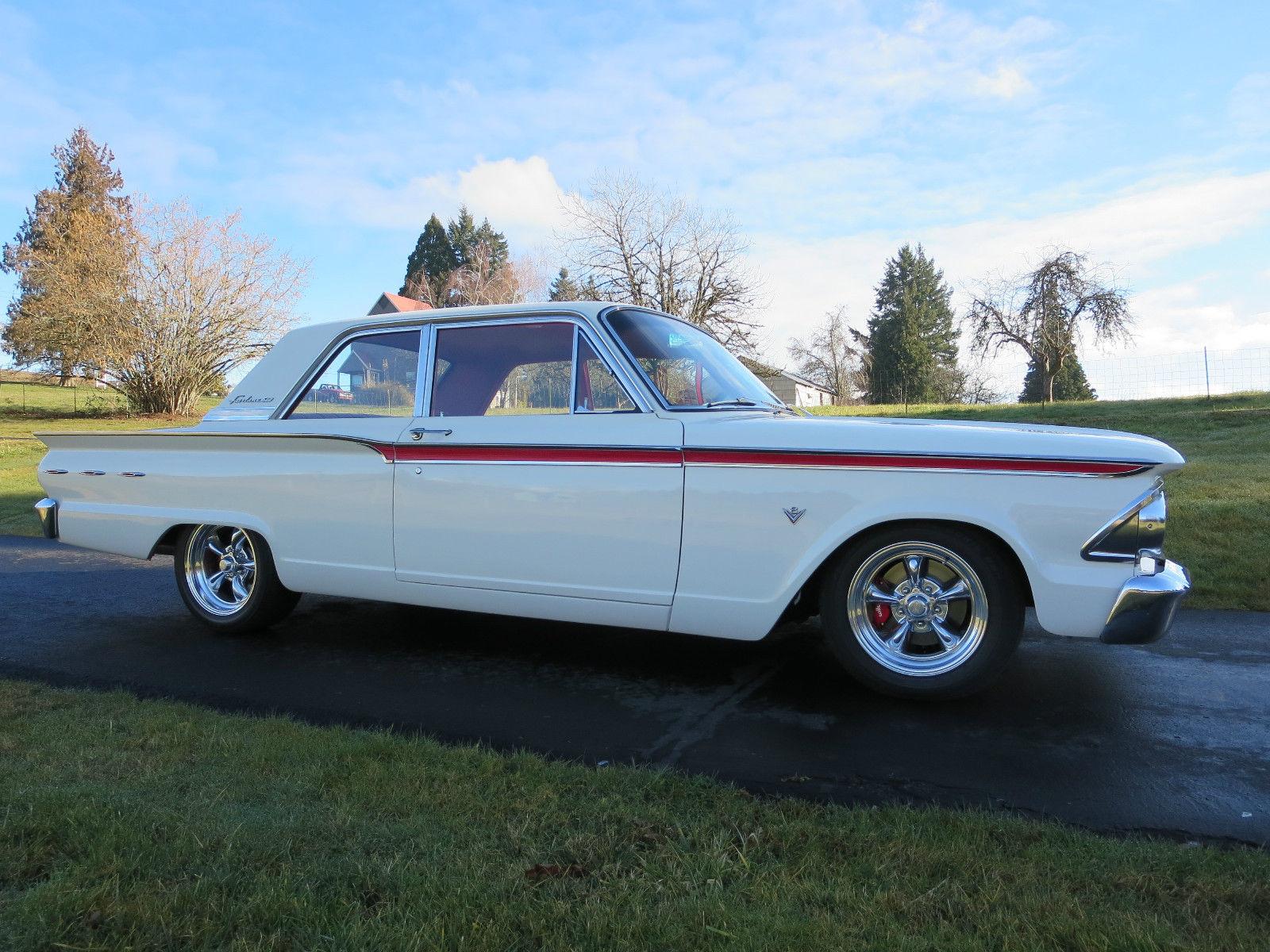 1962 Ford Fairlane 500 Resto Mod