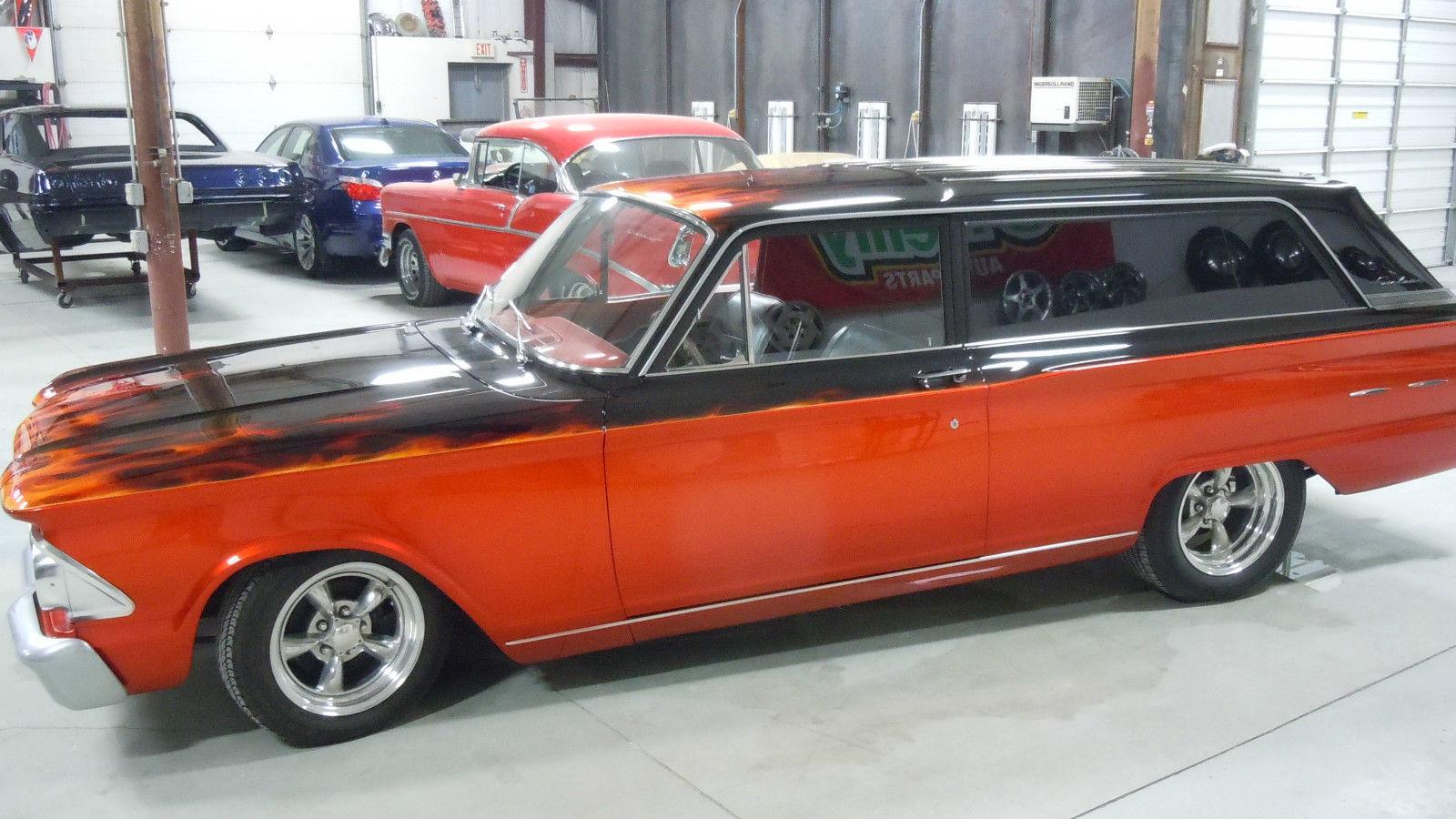 1962 Ford Fairlane Custom Wagon Classic Ford Fairlane
