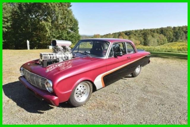 1962 Ford Falcon 600hp 460 Motor C6 Transmission Shift Kit