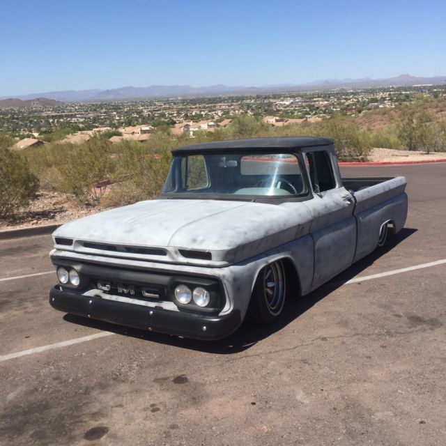 Gmc Phoenix >> 1962 GMC PICKUP TRUCK CUSTOM 1000 C10 chevy rat rod patina bagged airride 60 66 - Classic GMC ...
