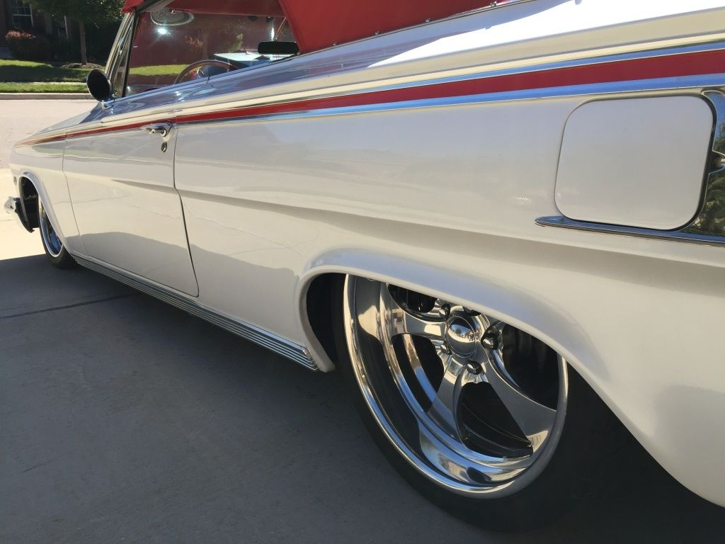 1962 Impala Convertible Low Rod Low Rider Classic
