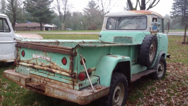 1962 jeep willys 170 forward control classic jeep other 1962 for sale. Black Bedroom Furniture Sets. Home Design Ideas