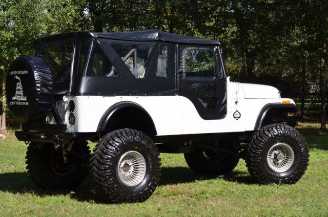 1962 Jeep Willys CJ6 Full Frame off Restoration - Classic ...