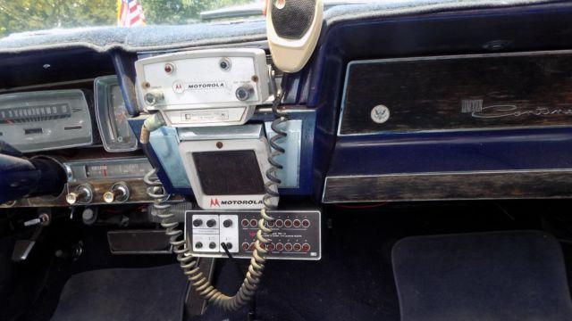 1962 Jfk Lincoln Continental Sedan Parade Car Classic Lincoln