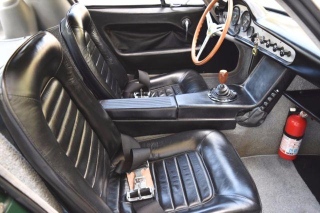 1962 lotus elite british racing green exterior black interior 33 133 miles classic lotus. Black Bedroom Furniture Sets. Home Design Ideas