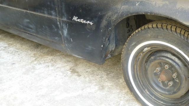 1962 Mercury Meteor 2 door sedan Barn Find Why pay ten