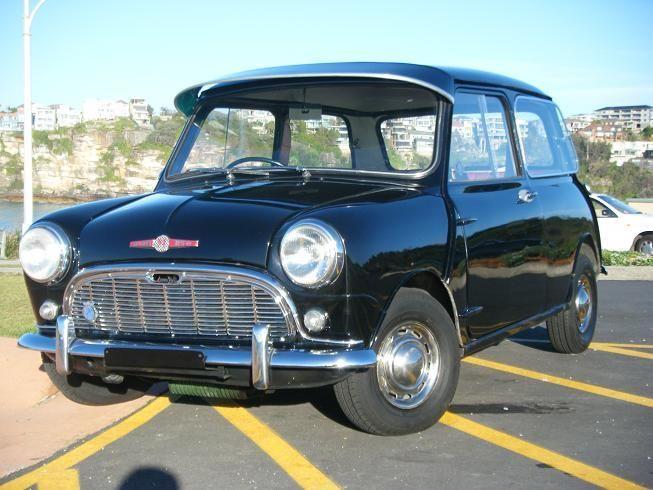 1962 morris mini sports 850 not cooper austin minor sprite clubman leyland classic mini. Black Bedroom Furniture Sets. Home Design Ideas