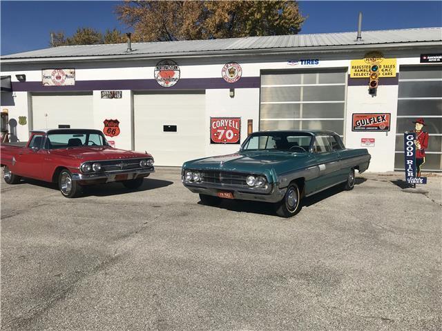1962 Oldsmobile Starfire Daily Driver Survivor Unmolested