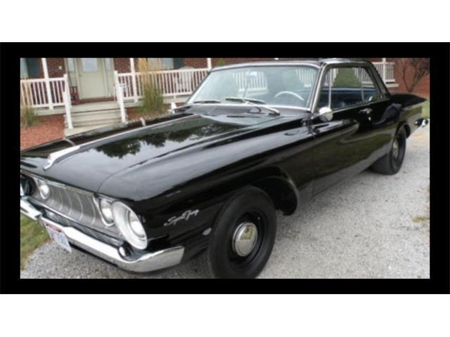 1962 Plymouth sports furry 426 Max Wedge  Dodge Plymouth