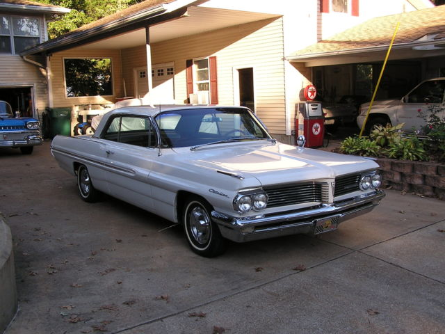 1962 pontiac catalina hardtop coupe super duty street hot. Black Bedroom Furniture Sets. Home Design Ideas