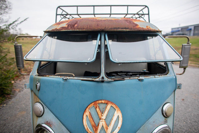 1962 Vw Volkswagen Double Door Panel Mike Wolfe